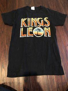 Kings Of Leon T-shirt KOL Music Rock Band Tour Caleb Unisex Gift Graphic Tee T