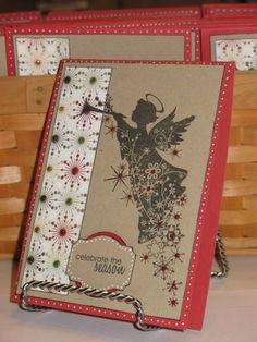 Angel Got a Facelift by stampinsweeney - Cards and Paper Crafts at Splitcoaststampers
