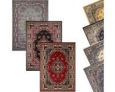 Enter to Win a Traditional Oriental Medallion Area Rug - Ends October 28th at Midnight