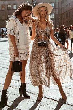 Cochella Outfits, Boho Outfits, Summer Outfits, Fashion Outfits, Style Fashion, Fashion Spring, Coachella Outfit Boho, Fashion Ideas, Cute Casual Outfits