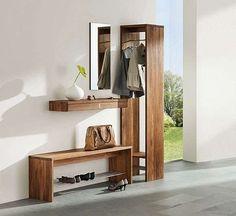 Mobili da ingresso - Mobile in legno dallo stile classico
