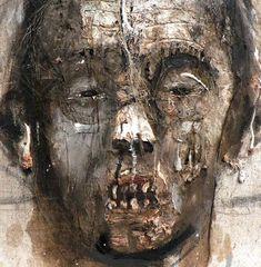 El Arte Macabro de Olivier de Sagazan   FuriaMag   Arts Magazine