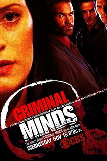 Criminal Minds (tv show) This show creeps me out sometimes