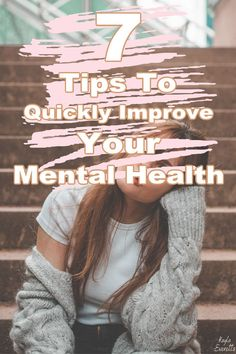 How To Improve Your Mental Health: In this post you'll learn how to improve your mental health in several different ways. For example, though journal prompts. Creating a positive mental health can help relieve stress and anxiety. Positive Mental Health, Mental And Emotional Health, Mental Health Awareness, How To Better Yourself, Improve Yourself, Confidence Tips, Confidence Building, Coaching, Overcoming Depression