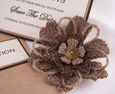 Always with a Heart: RUSTIC FLOWER