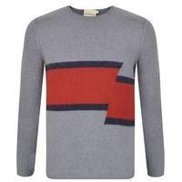 DKNY-MENS FASHION-General Clothing-Tonal Stripe Angora Jumper-£53.00-Tonal Stripe Angora Jumper from DKNY  Stylish mens jumper from DKNY constructed with luxurious angora wool in a crew neck style. The jumper features a bold stripe design to the front and signature DKNY branding.    > Tonal stripe design to front  > Crew neck  > Long sleeves  > Soft angora stretch structure  > Iconic DKNY branding  > 70% Polyamide, 30% Angora   > Hand wash only   Navy M