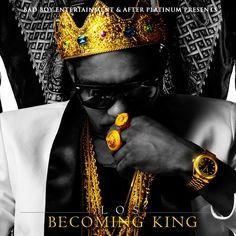 [Los - Becoming King]  若手かーと思ってたら客演もそれなりだし完成度は高かった!ヘビロテとまではいかないけど。