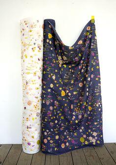 2014 - nani IRO ONLINE STORE Modern Fashion, Diy Fashion, Fabric Photography, Making Dolls, Textiles, Shopping Bags, Creative Inspiration, Journal Ideas, Cotton Linen
