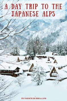 Discount Airfares Through The USA To Germany - Cost-effective Travel World Wide The Villages Of Shirakawa-Go And Gokayama In Japan Gets Covered In 1 To 2 Meters Of Snow, Visit The Unquie Straw Houses Here If You Are In Japan In Winter. Japan Travel Tips, Asia Travel, Travel Guide, Gokayama, Shirakawa Go, Winter In Japan, Travel Pictures, Travel Pics, Travel Ideas