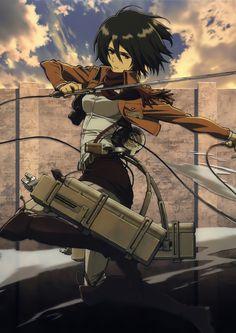 Mikasa, Shingeki No Kyojin