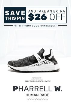 659b6d7a6293e Buy the best Human Race Adidas HU Solar M1L3L3   PW unauthorized sneakers  in 2019
