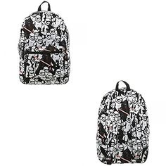 Star Wars 7 Trooper/Kylo Ren Sublimated Backpack From The Force Awakens >>> Find out more details @