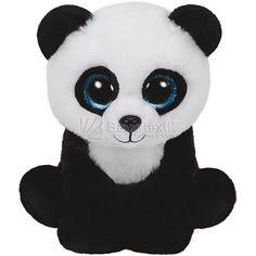 Ty Beanie Babies Ming - Panda Bear Birthday: April 20 Soft plush Approximately 6 inches tall Wild Panda, Niedlicher Panda, Cute Panda, Ty Beanie Boos, Panda Stuffed Animal, Ty Stuffed Animals, Stuffed Toy, Plush Animals, Ty Toys