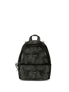 Luxe Python Mini City Backpack Victoria Secret Pink, Python, Bag  Accessories, Pouch, 8e22f23b70