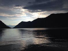#lake #lugano #picoftheday Good morning #ticino