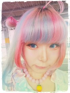RT @_negitas_: これから名古屋いってクリマいくだよ~ #派手髪協会 #アホ毛教会 http://flip.it/iF01J