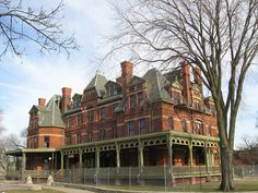 Hotel Florence, c. 1881, Pullman Historic District, Chicago