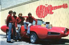 The Monkees Car - Monkeemobile