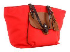 Dooney & Bourke Nylon Pocket Shopper