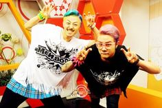 Hip hop duo Crispi Crunch involved in a car accident