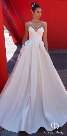 671081df3ec4 39 Best CRYSTAL GOWN images | Dress wedding, Dream wedding, Groom attire
