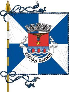 Bandeira de Ribeira Grande