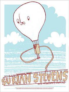 Sufjan Stevens...