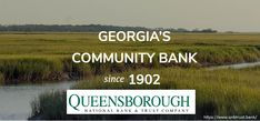 Queensborough National Bank & Trust provides a variety of personal and business banking solutions. One of the most trusted banks in Georgia since Trust Company, Banking Services, Banks, Georgia, Community, Business, Store, Business Illustration, Communion