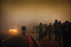 The UK government's attitude to air pollution stinks