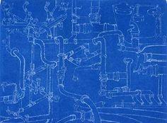 Steampunk rocket blueprints by rsandberg dt pinterest texture pipe blueprint malvernweather Choice Image