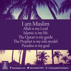 Ik ben een moslima.