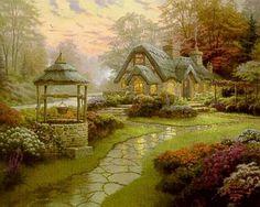Thomas Kinkade Painting 237.jpg