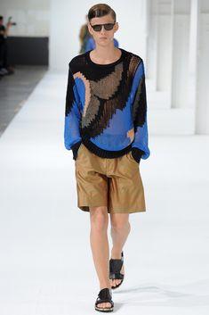 Dries Van Noten -- Spring 2013 Menswear