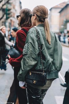 TheyAllHateUs  | beckjewels inspiration | street style, winter layers