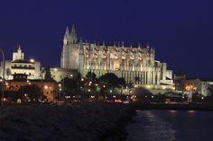 Mallorca Cathedral, Palma de Mallorca