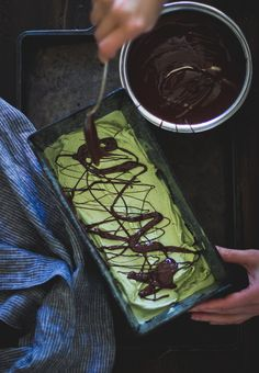 The Bojon Gourmet: Matcha Mint Chip Ice Cream original source of pinhttp://pinterest.com/pin/486740672203940558/