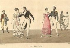 La Walse, Étrennes à Terpsichore, Marque, 1821. Biblioteca Nacional de España.