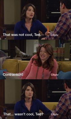 How I Met Your Mother.