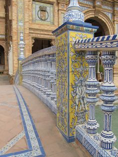 #Sevilla, Spain. A great place for a city trip! www.costatropicalevents.com