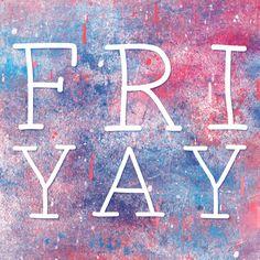 FRI. YAY. #sadiegreens #friyay #friday #summer