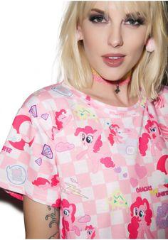 Pinkie Pony Pie Tee - Dolls Kill