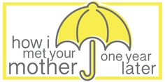 Reflecting on the How I Met Your Mother finale one year later on the Born Creative blog - be prepared for yellow umbrellas and blue french horns!
