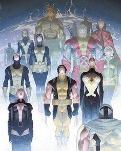 X - Men Super Hero Team