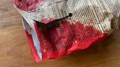 How to Fix a Rip in a Bag of Chips Hack My Life, Next Bags, Chip Bags, Chips, Good Things, Canning, Seal, Hands, Exercise