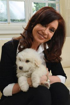 Cristina Fernandez, Daughter, Messages, Videos, Florence, Victoria, Shirt, Presidents, Clarinet