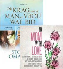 DIE KRAG VAN N VROU WAT BID &  TO MOM WITH LOVE CD COMBO. Beskikbaar by CUM Boeke in Suid-Afrika teen 'n UITSTEKENDE PRYS!!!