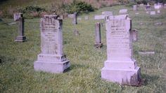 Resting place of Robert Sayers Sheffey 1820-1902 and his 2nd wife Elizabeth Stafford Sheffey. Wesley Chapel cemetery, Pulaski County Va.