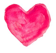 Watercolor Painting i love you too, I really do.Valentine's Day Heart Red Heart on Etsy, € Red Nursery, Nursery Art, Nursery Decor, All You Need Is Love, My Love, I Love Heart, Heart Beat, Happy Heart, Watercolor Heart