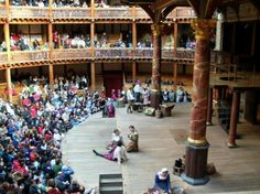 See a Shakespearean play at the Globe Theatre in London.  I've actually done this.  And I was sitting right below where this picture was taken. Much Ado About Nothing. :)