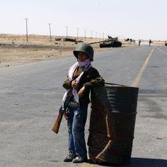 Libya: 5 years since the Spring #Aidabiya - by Goran Tomasevic